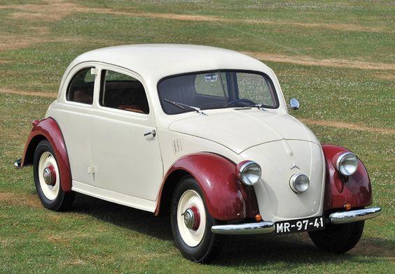 1936-39 Mercedes Benz Typ 170H - W 28 a