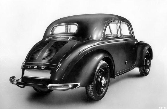 1936-39 Mercedes Benz Typ 170H - W 28