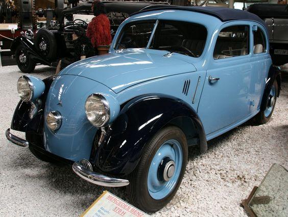 1936 Mercedes Benz 170H