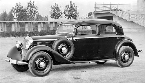 1936 mercedes benz 230 w143