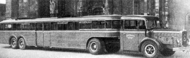 1936 Mercedes Benz, tipo L6500
