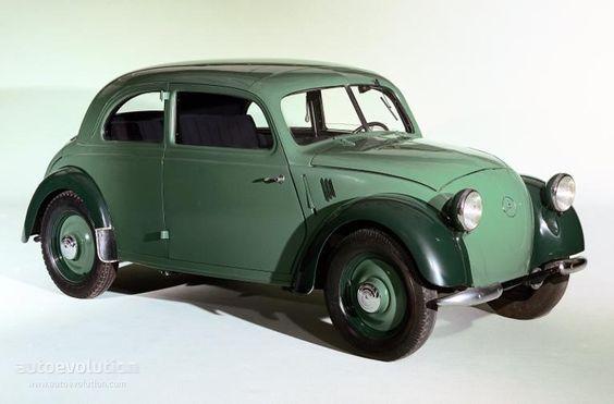 1936 MERCEDES BENZ Typ 170 H (W28)