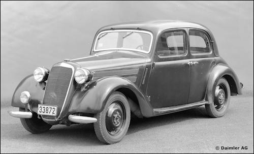 1936 mercedes benz w145 190v