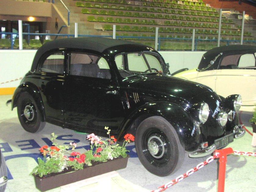 1936 Mercedes Benz W28 170H 028