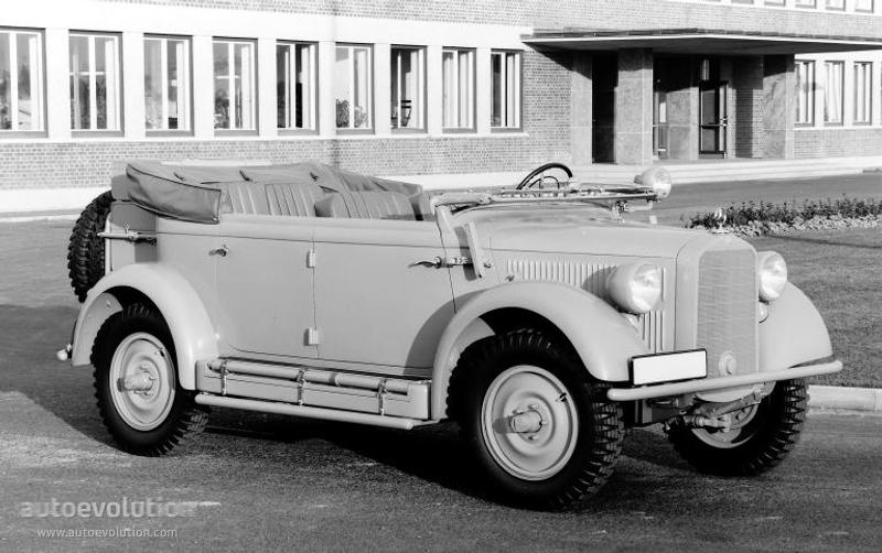 1937-41 MERCEDES BENZ G5-W152--2597 2