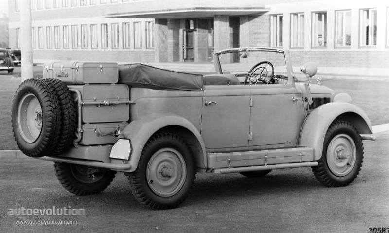 1937-41 MERCEDES BENZ G5-W152--2597 3