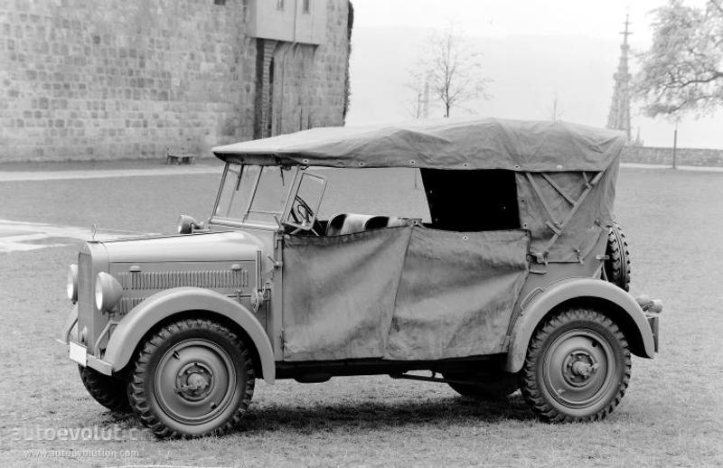 1937-41 MERCEDES BENZ G5-W152--2597 6