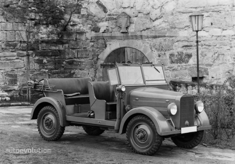 1937-41 MERCEDES BENZ G5-W152--2597 7