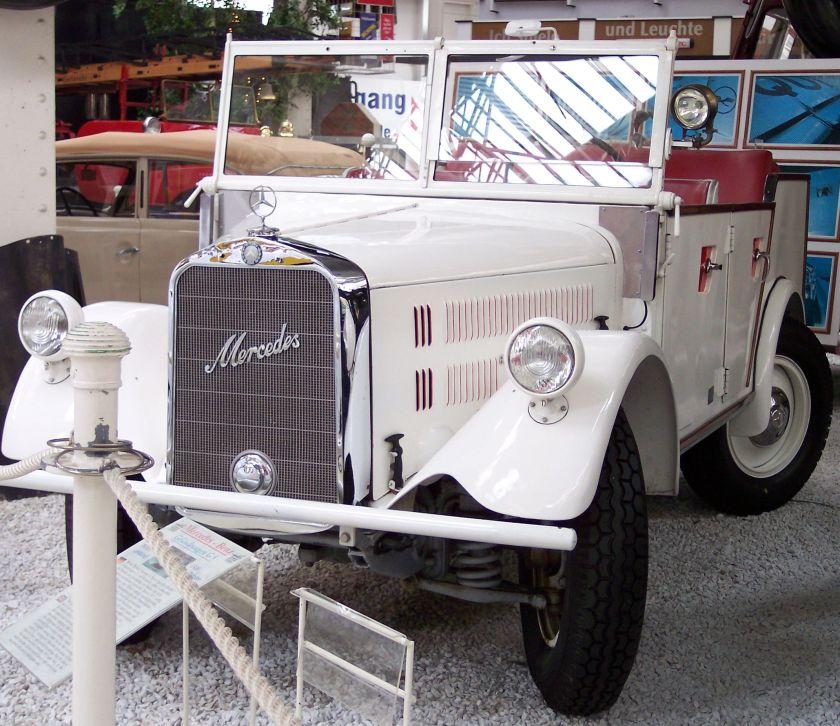 1937-41 Mercedes-Benz Typ G 5 W 152