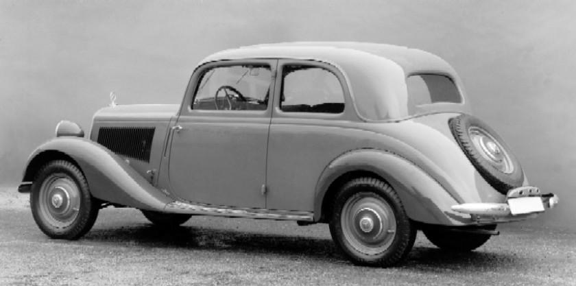 1937-42 Mercedes-Benz Typ 170 V W123