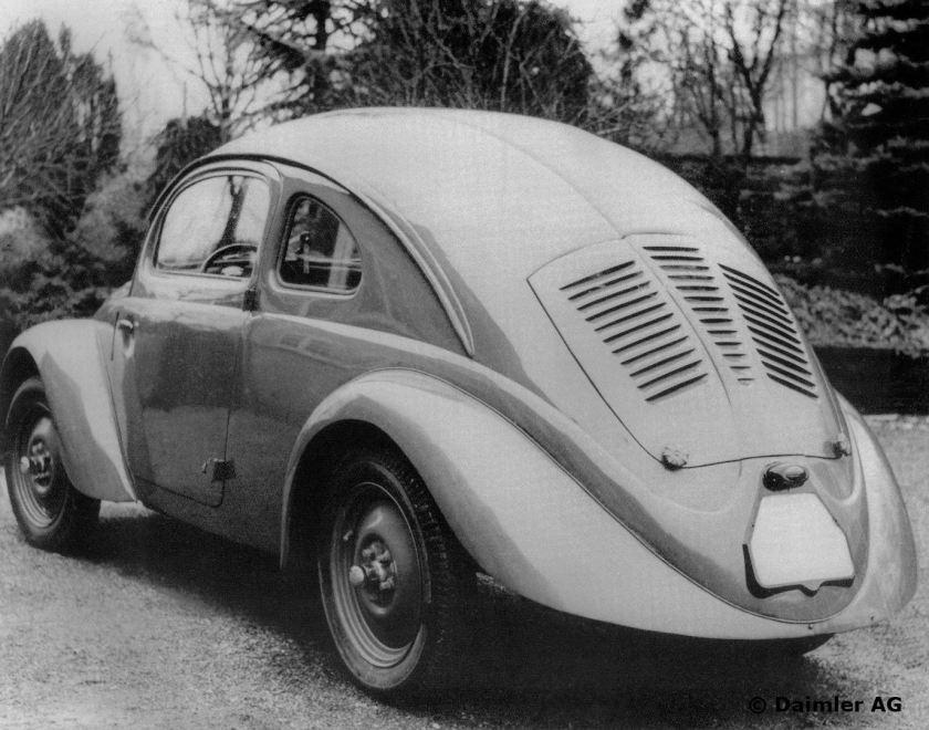 Versuchswagen Volkswagen W 30, 1937