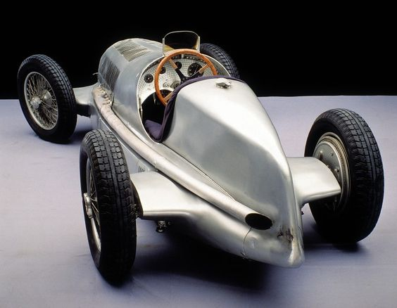 1937 Mercedes Ben Silver Arrow W 125