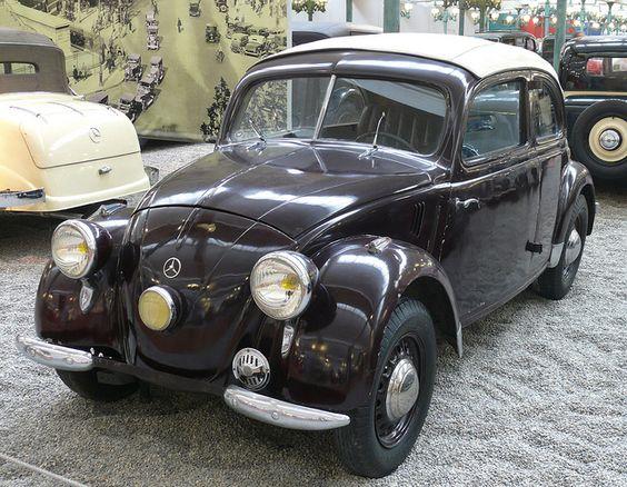 1937 Mercedes Benz 170 H