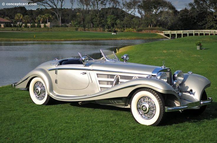 1937 Mercedes Benz 540K Special