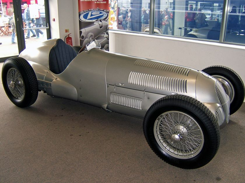 1937 Mercedes Benz W 125 Donington