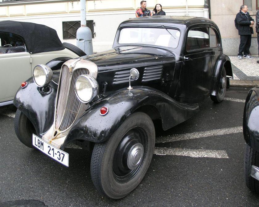 1937 Praga Baby