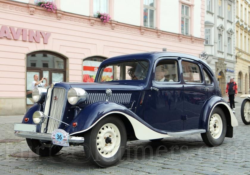 1937 Praga Lady