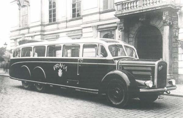 1937 Praga TO