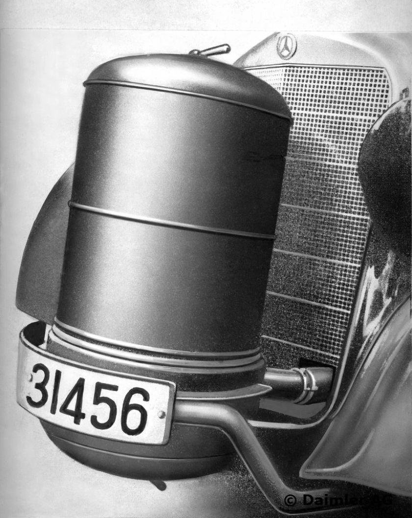 Mercedes-Benz Holgasgenerator für den Typ 170 V.