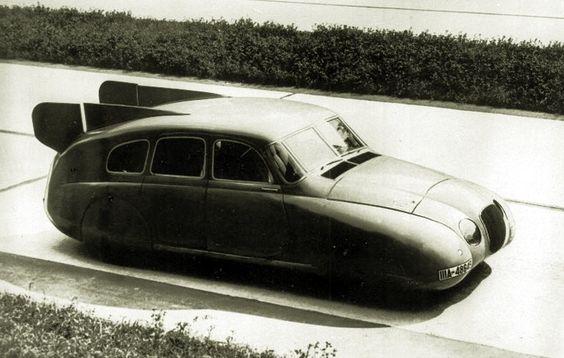 1938 Kamm Stromlinie