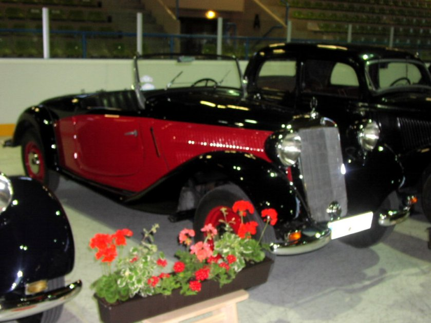 1938 Mercedes-Benz 170 VR Roadster W136