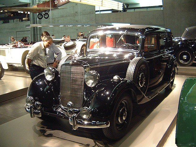 1938 Mercedes benz 260D