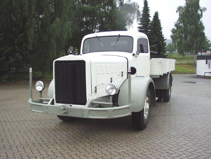1938 MERCEDES BENZ L 6500