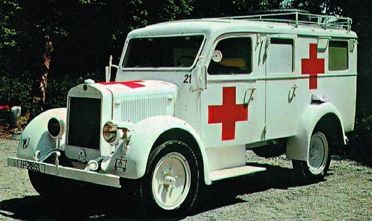 1938 Mercedes-Benz L1500E (Kfz.31)