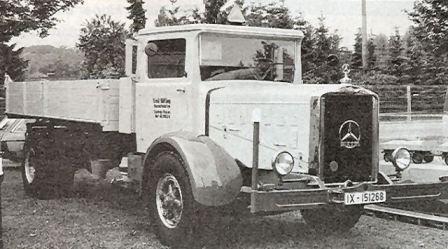 1938 Mercedesa