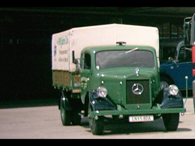 1938 Mercedess L 3000