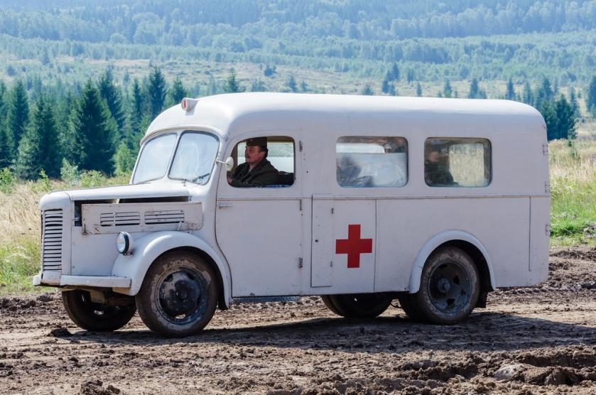 1938 praga ambulans