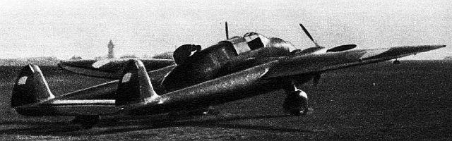 1938 Praga E-51