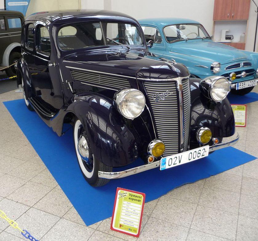 1938 Praga Lady Р307