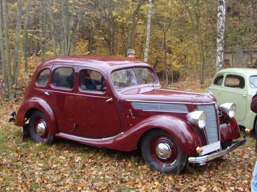 1938 Praga Lady r.v.