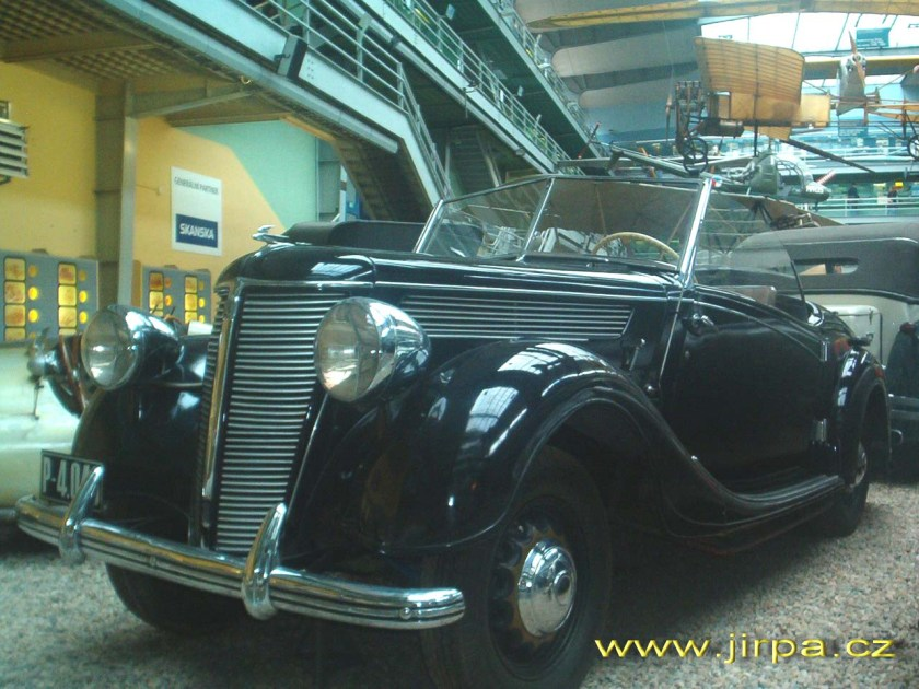 1938 Praga - Lady