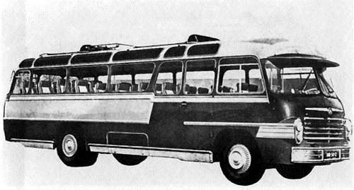 1939 +1955 Mercedes Benz nr.3 uit 1939 met een nieuwe (tweede) karrosserie van Domburg uit 1955