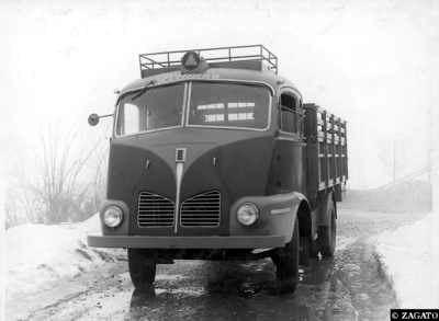 1939-45 Isotta Fraschini