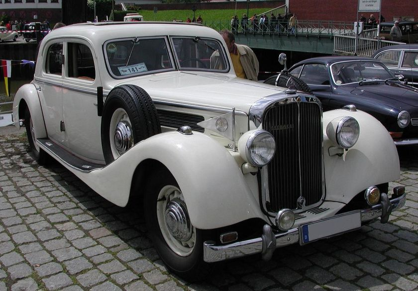 1939 Maybach SW 42-Limousine