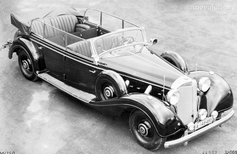 1939 MERCEDES-BENZ-1