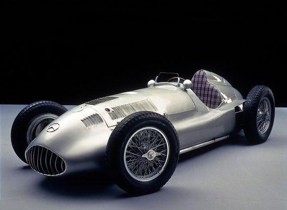 1939 Mercedes Benz racecar