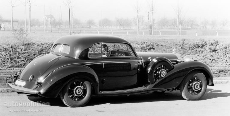 1939 MERCEDES BENZ Typ 540 K Spezial-Coupe