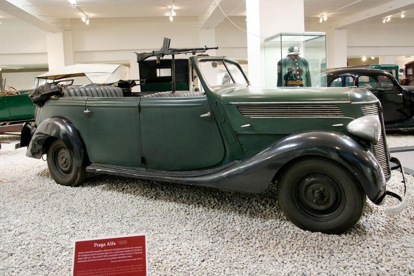 1939 Praga Alfa