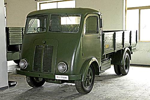 1940-55 ISOTTA FRASCHINI D-65 Museo veicoli militari Cecchignola Roma