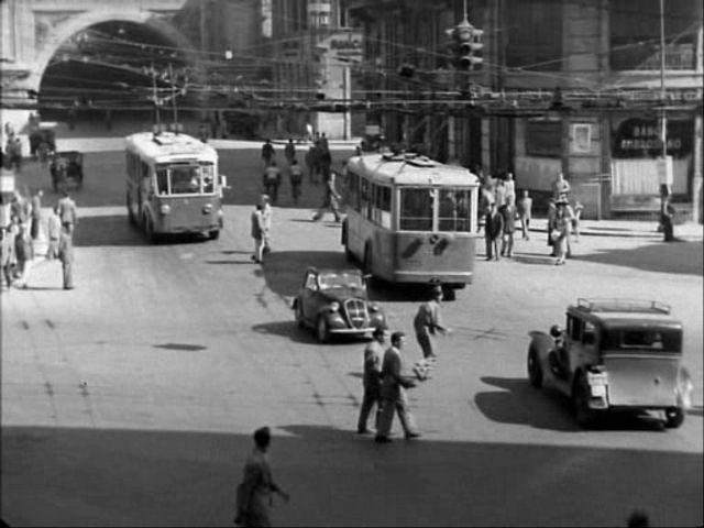 1940 Isotta Fraschini Stanga