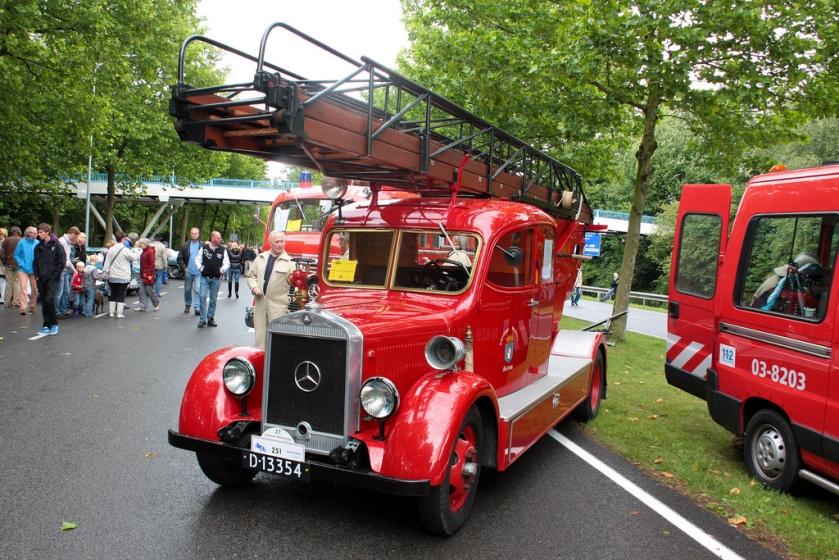 1940 Mercedes-Benz L1500