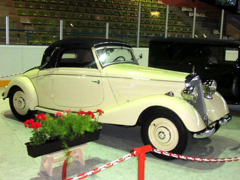 1940 Mercedes Benz W136 170V CabrioA