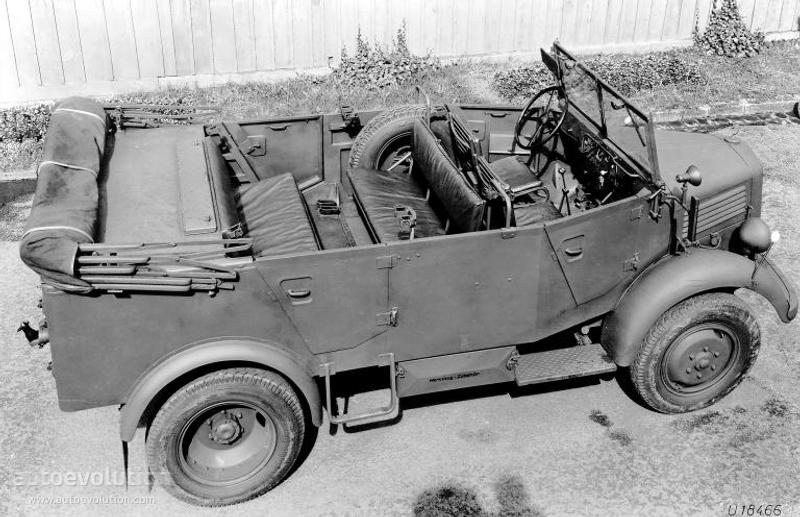 1941-43 MERCEDES BENZ L1500A-2594 2
