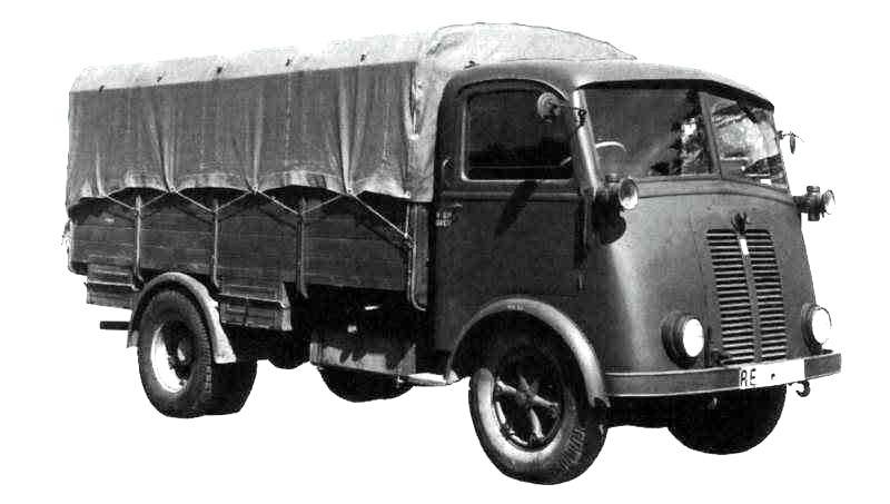 1942 Isotta Fraschini D65
