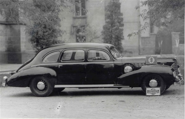 1942 maybach sw-42