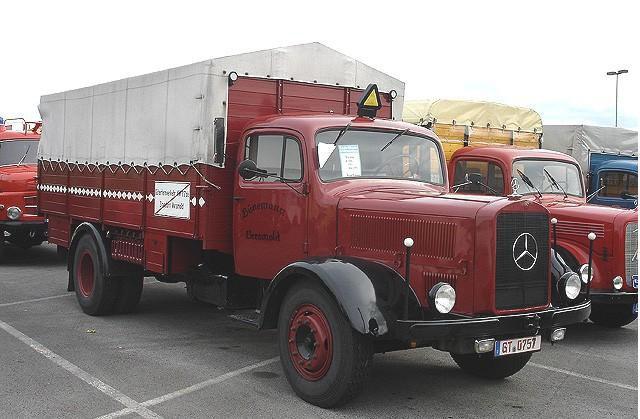 1943 MERCEDES BENZ L5000